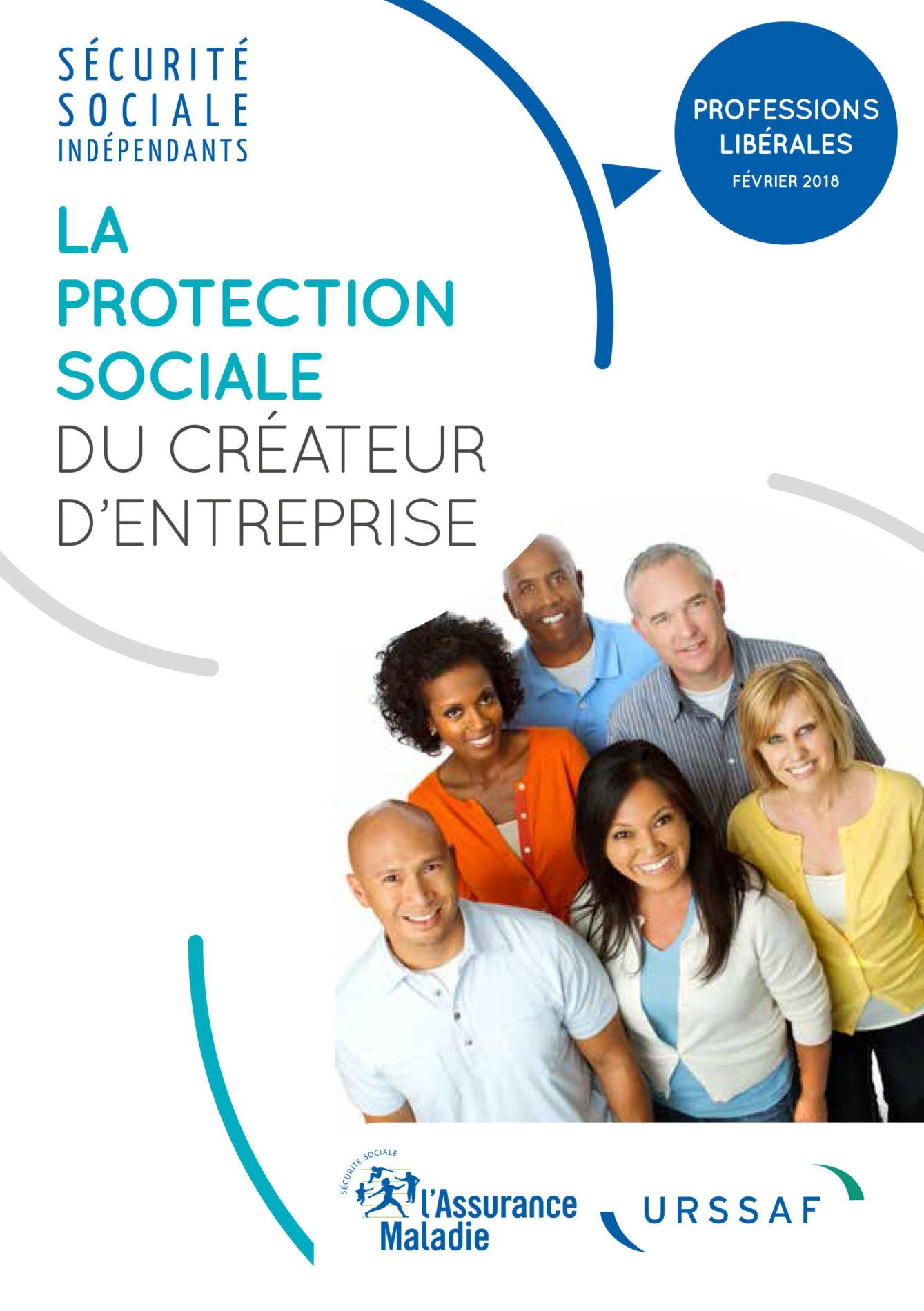 Protection sociale créateur d'entreprise Professions libérales - GVGM-1