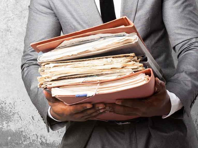 Combien De Temps Conserver Les Documents Administratifs Et Les